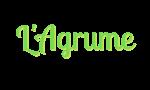 Restaurant L'Agrume à Nice Logo