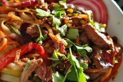 Miniature du wok au boeuf