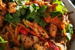 Miniature du wok au poulet